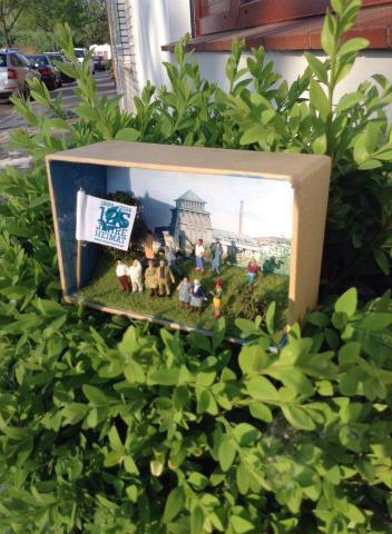 125 Jahre Heimatviertel Miniaturwelt